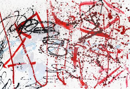 ter Hell · untitled · 2014 · 170 x 240 cm · acrylic on canvas